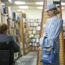 Don't Worry: Joaquin Phoenix e Rooney Mara in una scena del film