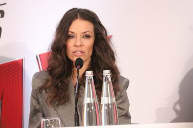 Ant-Man and the Wasp: la bellissima Evangeline Lilly in conferenza