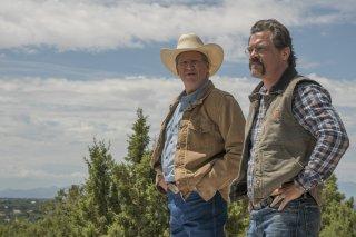 Fire Squad - Incubo di fuoco: Josh Brolin e Jeff Bridges in un momento del film