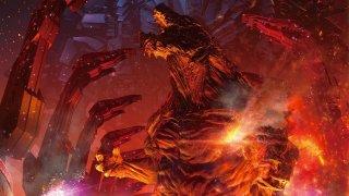 Godzilla - Minaccia sulla città: il temibile mostro in azione