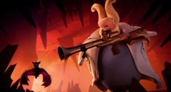 Hotel Transylvania 3 - Una vacanza mostruosa: una scena del film animato
