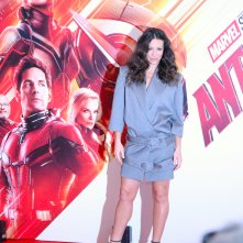 Ant-Man and the Wasp: Evangeline Lilly al photocall