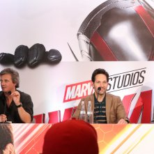 Ant-Man and the Wasp: Evangeline Lilly e Paul Rudd in conferenza