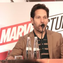 Ant-Man and the Wasp: Paul Rudd in conferenza