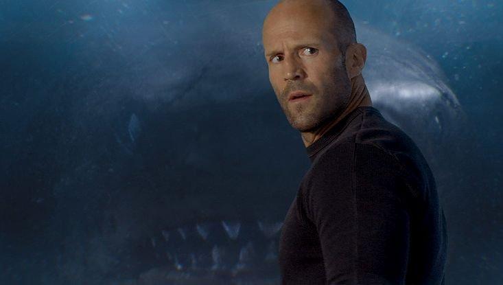 The Meg: Jason Statham in una foto del film