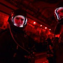 Mission: Impossible - Fallout: Tom Cruise e Henry Cavill in una scena del film