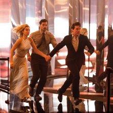 Mission: Impossible - Fallout: Tom Cruise, Vanessa Kirby e Henry Cavill in una scena del film