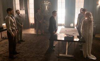 Mission: Impossible - Fallout, Tom Cruise e Vanessa Kirby in una scena corale