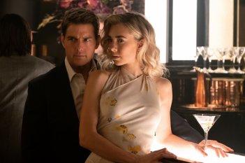 Mission: Impossible - Fallout: Tom Cruise e Vanessa Kirby in una scena del film
