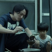 Mr. Long: Chang Chen in un momento del film