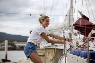 Resta con me: Shailene Woodley in un momento del film