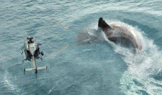 Shark - Il primo squalo: un momento del film