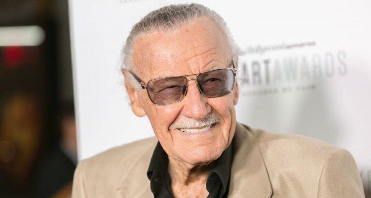 """Stan Lee, un """"cameo"""" in un film d'animazione DC ..."""