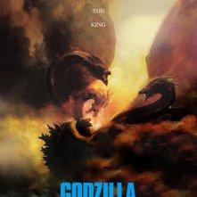 Locandina di Godzilla: King of the Monsters