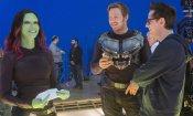James Gunn, i Guardiani della Galassia si schierano dalla sua parte