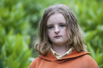 Hereditary: Milly Shapiro in un momento del film