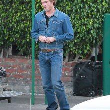 Once Upon A Time in Hollywood: Brad Pitt sul set