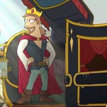 Disincanto: una scena della serie animata