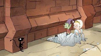 Disincanto: un'immagine della prima stagione