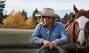Yellowstone: la serie con Kevin Costner ha ottenuto il rinnovo