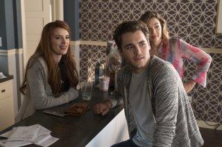 Famous in love: una foto di Bella Thorne, Charlie DePew e Georgie Flores