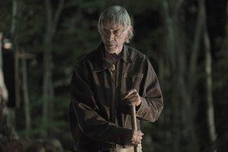 Castle Rock: Scott Glenn in una scena della prima stagione
