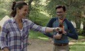 Camping: Jennifer Garner e David Tennant nel teaser della serie HBO