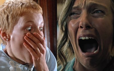 Hereditary e Rosemary's Baby: due grandi film horror allo specchio