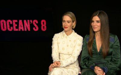 """Sandra Bullock: """"In Ocean's 8 mangio sempre per abbattere lo stereotipo dell'attrice a dieta"""""""