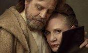 Star Wars: Episode IX, la reazione di Mark Hamill al ritorno 'dolceamaro' di Carrie Fisher