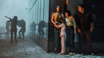 Extinction: un'immagine del film
