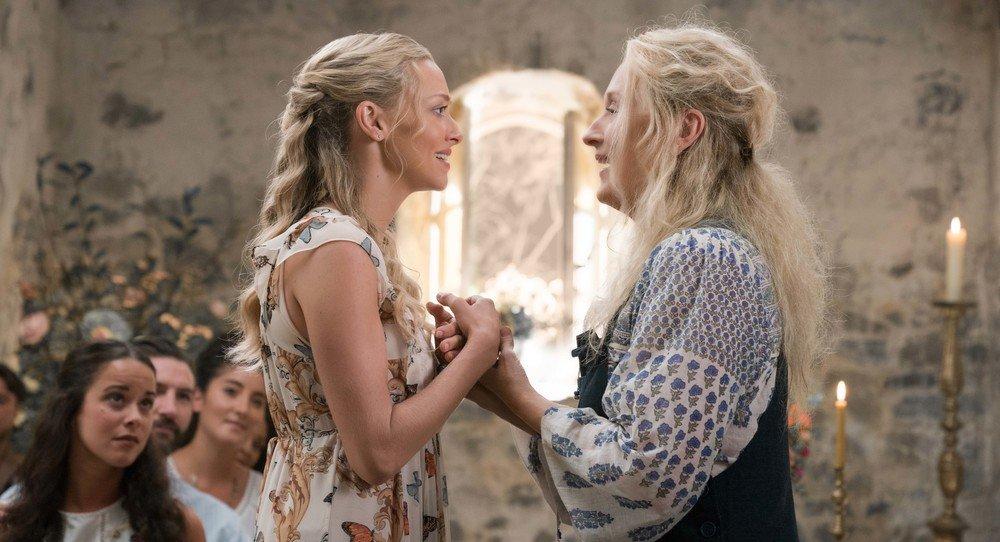 Mamma Mia Ci Risiamo Meryl Streep Amanda Seyfried