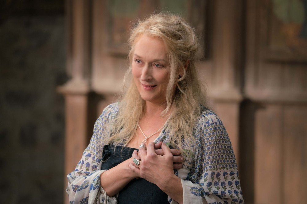 Mamma Mia Ci Risiamo Meryl Streep