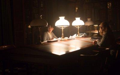 Recensione Dark Hall: un'inedita Uma Thurman in un inquietante fantasy thriller