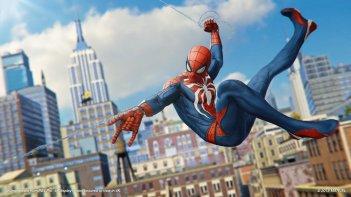 Marvel Spider Man Ps4 8