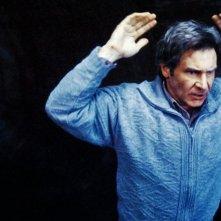 Il fuggitivo:  una scena con Harrison Ford