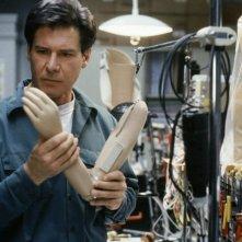 Il fuggitivo: Harrison Ford in una scena