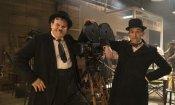 Stanlio e Ollio: la prima immagine del film con Steve Coogan e John C. Reilly
