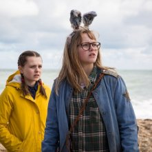 I Kill Giants: Barbara e Sophia in una scena del film