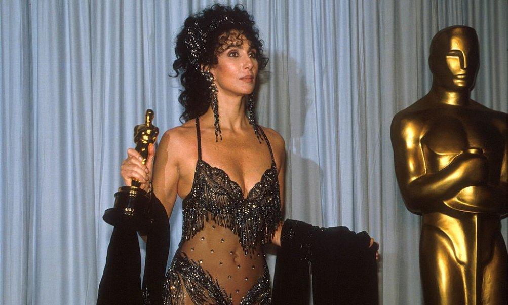 Cher Academy Award