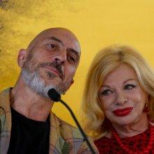 Un nemico che ti vuole bene: Sandra Milo e Roberto Ciufoli a Locarno 71