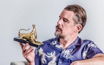 """Ethan Hawke """"Gli Oscar? Sono la fabbrica della finzione"""""""