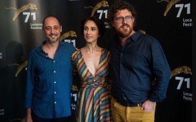 L'ospite, Duccio Chiarini e il cast a Locarno tra precariato lavorativo e sentimentale