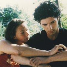 Un ragazzo, tre ragazze: una scena del film