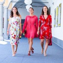 Likemeback: Blu Yoshimi, Angela Fontana e Denise Tantucci a Locarno 71