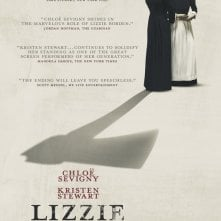 Locandina di Lizzie
