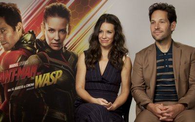 Ant-Man and The Wasp: Paul Rudd ed Evangeline Lilly ci hanno reclutato negli Avengers