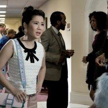 Insatiable: Irene Choi in una scena della serie