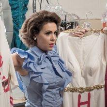 Insatiable: Alyssa Milano in una scena della serie