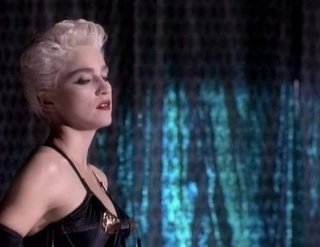 Madonna Open Your Heart Video